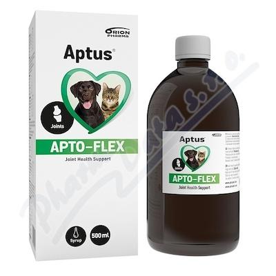 APTUS APTO-FLEX vet.sirup a.u.v. 500ml - Veterinární přípravky a potřeby pro vaše mazlíčky.