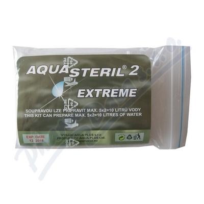 AQUASTERIL EXTREME Dezinf.vody přípr.5x2l