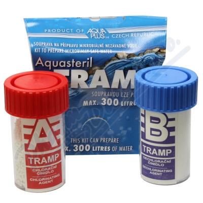 Aquasteril 2 Tramp dezinfekce vody