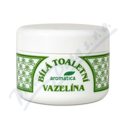AROMATICA Bílá toaletní vazelína 100ml