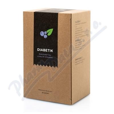AROMATICA Bylinný čaj Diabetik 20x2g