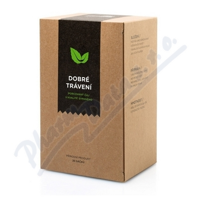 AROMATICA Bylinný čaj Dobré trávení 20x2g