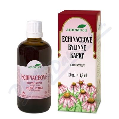 AROMATICA Echinaceové bylinné kapky 100ml