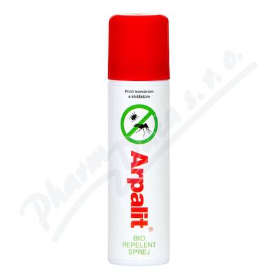 ARPALIT Bio repelent proti komárům a klíšť. 150ml - Veterinární přípravky a potřeby pro vaše mazlíčky.