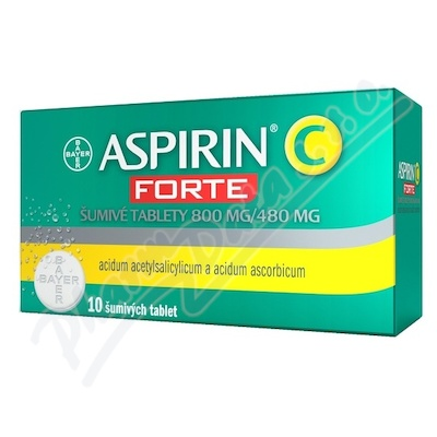 ASPIRIN C FORTE