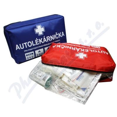 Autolékárnička vyhl.č.182/2011 provedení textil