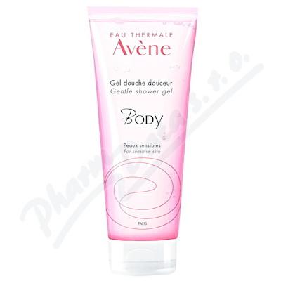 AVENE BODY Jemný sprchový gel 100ml - kosmetika na cesty,mini balení ,balení ne cesty,