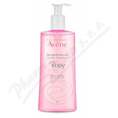 AVENE BODY Jemný sprchový gel 500ml - avene kosmetika,avene,avena,avene cicalfate,avene physiolift,