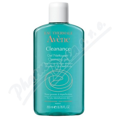 AVENE Cleanance Čisticí gel 200ml