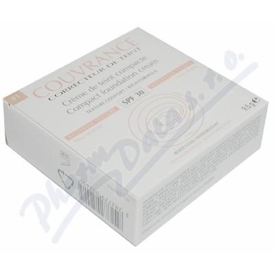 Avene Couvrance comp.porcel 9.5g -krycí krém SPF30