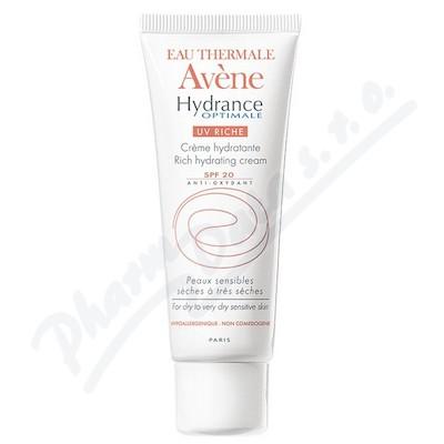 AVENE Hydrance Optimale UV 20 Riche 40ml