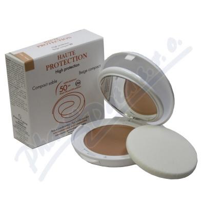 AVENE S Poudre compact SPF 50 10g -pudr světlý OF 50 - avene kosmetika,avene,avena,avene cicalfate,avene physiolift,