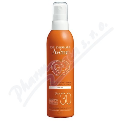 AVENE S Spray SPF 30 200ml-sprej SPF 30