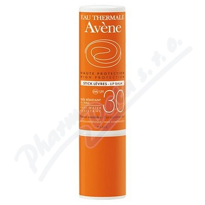 AVENE S Stick 30HP 3g - tyčinka na rty OF30