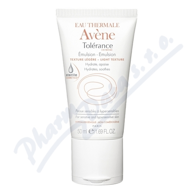 AVENE Tolerance Extreme Emulze 50ml