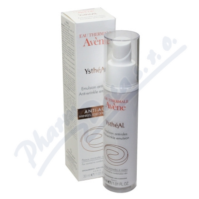 AVENE Ystheal+ emulsion 30ml - emulze proti vráskám