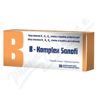 B-Komplex Zentiva drg.30
