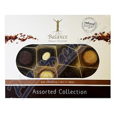 Balance Belgické pralinky b.cukru bonboniéra 145 g
