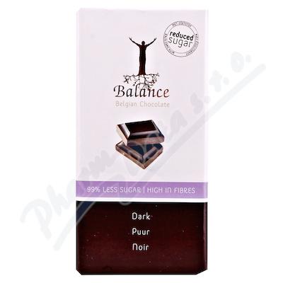 Balance hořká čokoláda bez cukru 100g