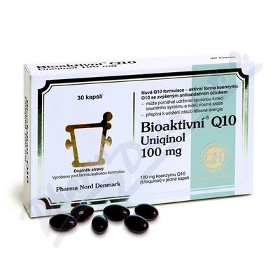 Bioaktivní Q10 Uniquinol 100mg cps.30