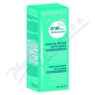 Bioderma ABC Derm Baby Squam krém 40ml