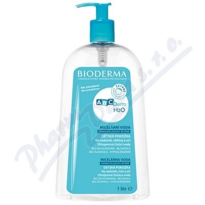 BIODERMA ABCDerm H2O 1 l