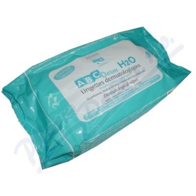 BIODERMA ABCDerm H2O Micelární ubrousky 60ks