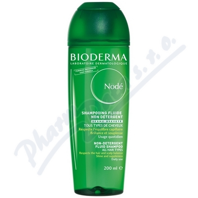BIODERMA Nodé Fluid Šampon 200 ml