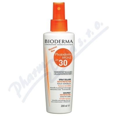 BIODERMA Photoderm Bronz SPF50+200ml spray