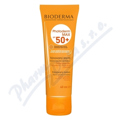 BIODERMA Photoderm MAX spf50+ tonov.krem - make-upy,make-up,