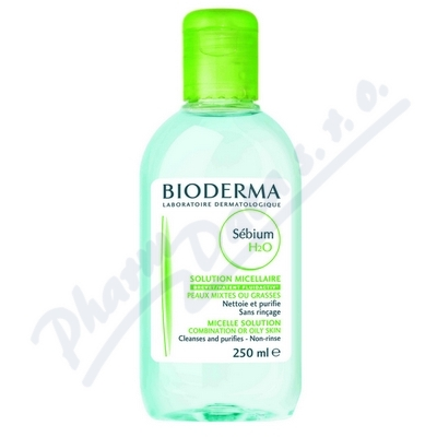 BIODERMA Sébium H2O 250ml