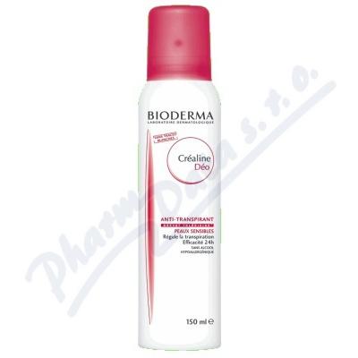 BIODERMA Sensibio Déo anti-transpirant sprej 150ml