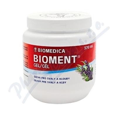 Bioment masážní gel 380g