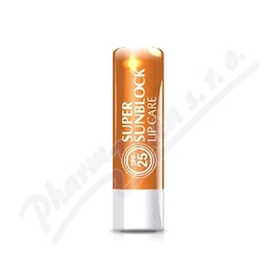 Biotter Balzám Super Sunblock Lip Care SPF 25 5g