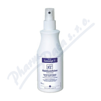 BODE Cutasept F Spray 250ml (981130)