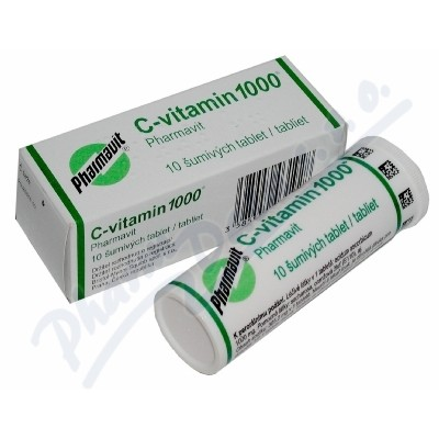 C-VITAMIN 1000 PHARMAVIT