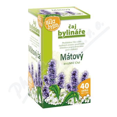 Čaj Váňa Mátový 40x1.6g