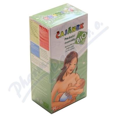 Čajánek Pro kojící maminky BIO n.s.20x1.5g