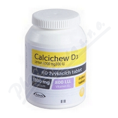CALCICHEW D3 LEMON