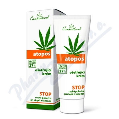 Cannaderm Atopos krém 75ml