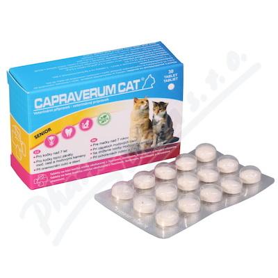 Capraverum Cat senior tbl.30