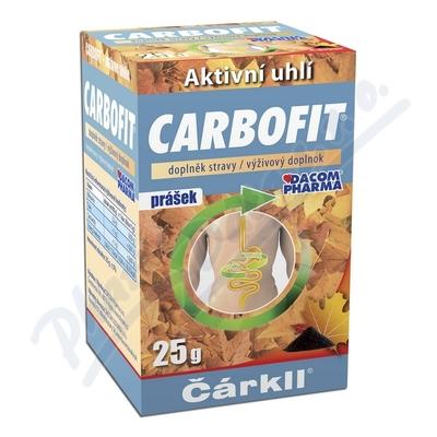 Carbofit prášek 25g Čárkll