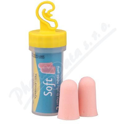 Chránič sluchu Ohropax Soft tuba 1pár