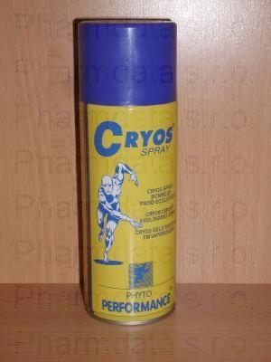 CRYOS SPRAY 400 ML PRO SPORTOVCE