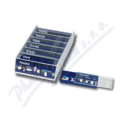 ANABOX 7 tage blau