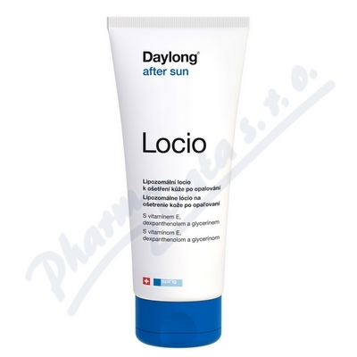 Daylong aprés-tělové mléko po opalování 200ml