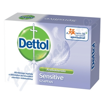 Dettol toaletni mydlo Sensitive 100g