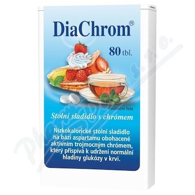 Diachrom tbl.80 umělé sladidlo