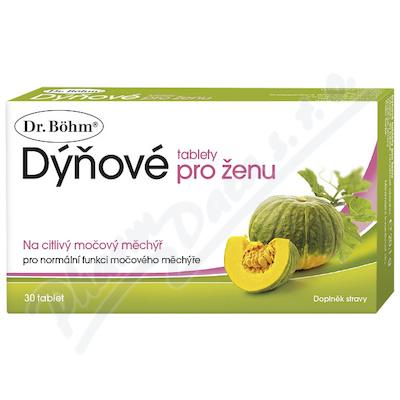 Dýňové tablety pro ženu tbl.30
