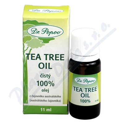 Dr.Popov Tea Tree Oil 11ml